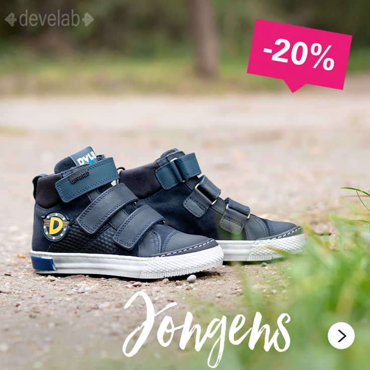 -20% | Jongens >