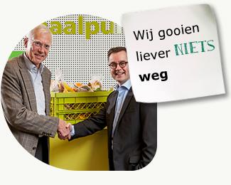 Intensivering samenwerking met Voedselbanken Nederland