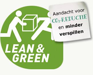 Derde ster Lean & Green-programma