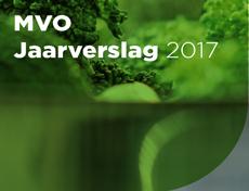 2017: Mooie resultaten op het gebied van duurzaamheid