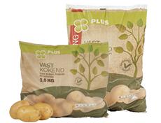 Strijd tegen plastic: duurzamere verpakkingen aardappelen