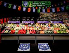 PLUS verlaagt groente en fruit blijvend fors in prijs