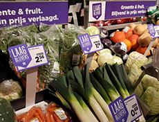Meer groente en fruit zonder verpakking