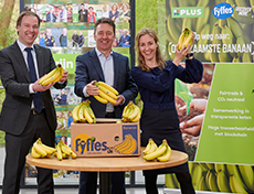 PLUS op weg naar duurzaamste banaan