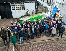 Samenwerking met top-40 leveranciers en Plastic Whale